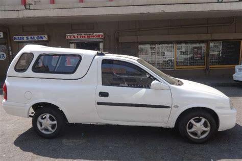 2005 opel corsa utility 1 4 club single cab bakkie petrol fwd manual cars for sale in