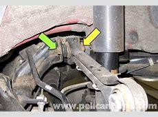 BMW E90 Rear Upper Control Arm Replacement E91, E92, E93