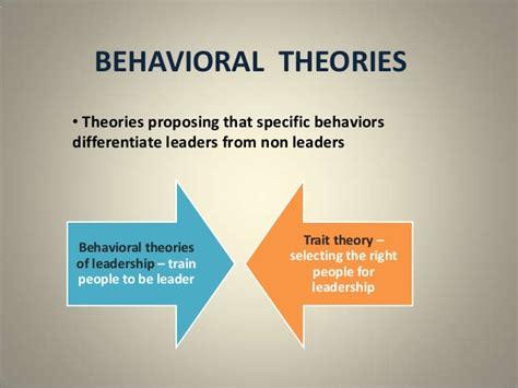 leadership organizational behavior