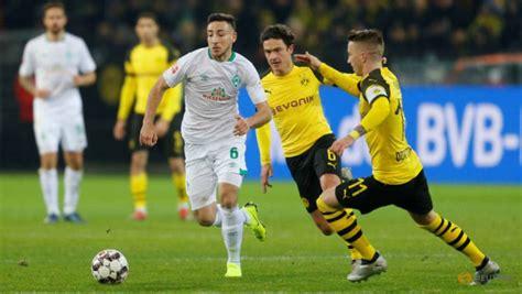 Für neuzugänge beim sv werder bremen ist es die erste bewährungsprobe. Dortmund vs Werder Bremen Predictions and Tips 28.09.2019