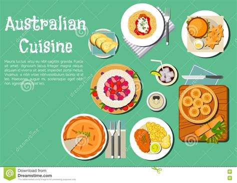 cuisine australienne cuisine australienne nourriture en australie