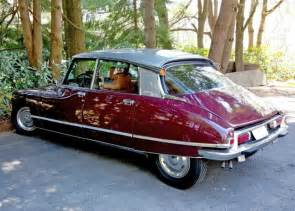 Citroen For Sale Usa by 1965 Citroen Ds To Find In Usa For Sale Photos