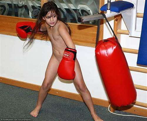 Butts Cutie Goes Boxing