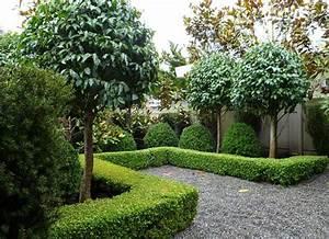 amenagement exterieur contemporain en 28 beaux exemples With haie de jardin moderne