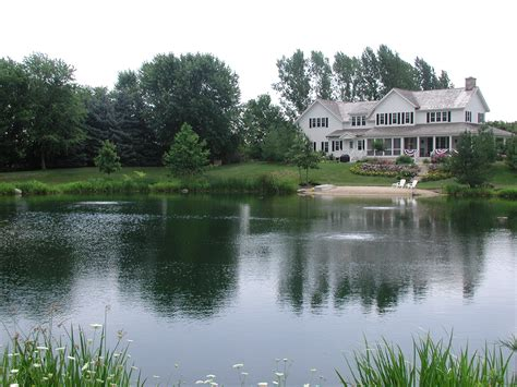 pond construction cost how much does a pond cost wisconsin lake pond resource wisconsin lake and pond resource