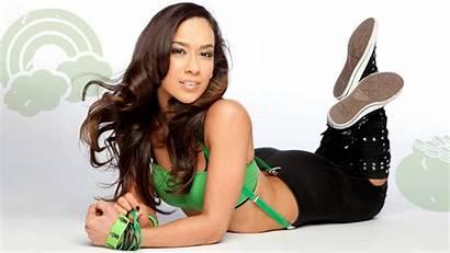 Wrestling Aj Wwe Overrated Wise Looks Female