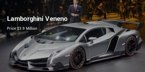 Most Expensive And Exotic Handmade Cars