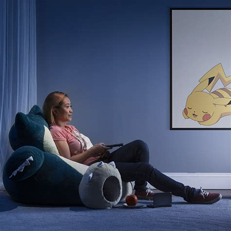 Snorlax Bean Bag Chair Ebay by Snorlax Bean Bag Bord Och Stolar Barn