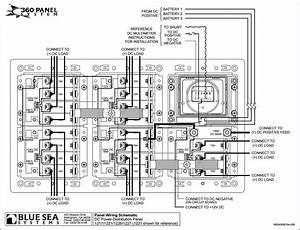 Blue Sea Systems 1221 360