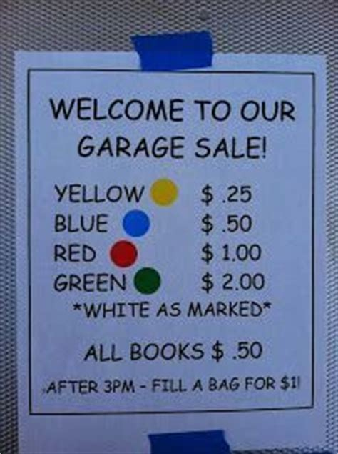 Youth Ministry Garage by Garage Sale Ideas Youth Ministry Garage Sale Tips