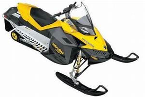 Ski-doo Mxz Adrenaline 600 Ho Sdi 2008 Pdf Service Manual