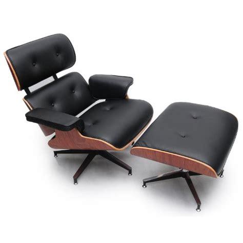 cheap kardiel eames style plywood lounge chair ottoman