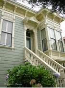 Exterior Window Color Schemes by The Ornamentalist Exterior Color Noe Valley Victorian