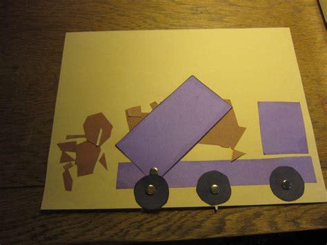 construction truck preschool dump truck and printable 782   IMG 0781 1024x768