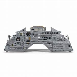instrument panel command module max