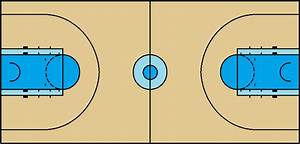 Basketball Court Diagram (NBA-spec) by FromEquestria2LA on ...