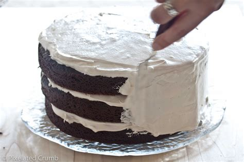 white cake frosting  recipe dishmaps
