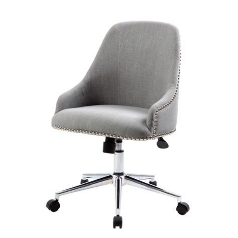 desk chairs with wheels whitevan