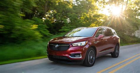 buick enclave  coming  summer