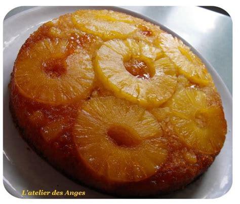 cuisiner l ananas recette gâteau renversé à l 39 ananas maison 750g