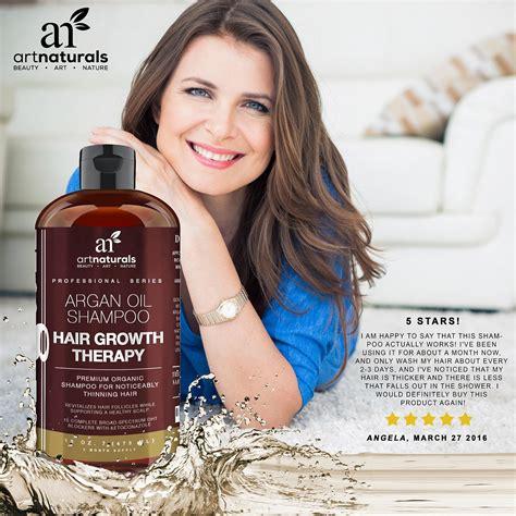 Argan oil shampoo testimonia – Best Hair Growth Vitamins