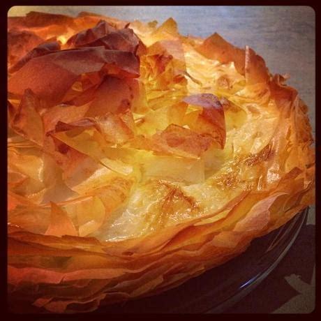 recette avec pate filo pommes croustade aux pommes simplissime merci la p 226 te filo paperblog