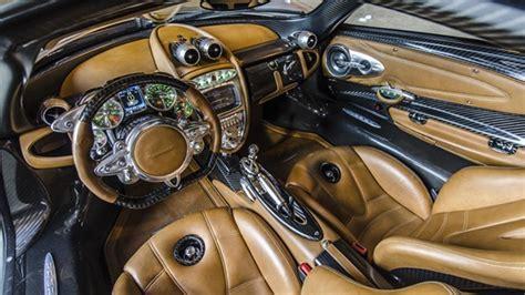 Pagani Huayra Gullwing Supercar