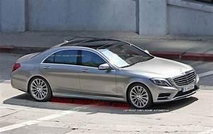 Mercedes Classe A 2014 : mercedes classe s 2014 eccola svelata ~ Medecine-chirurgie-esthetiques.com Avis de Voitures