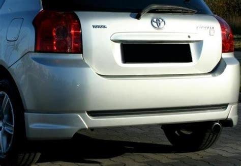 Toyota Corolla E12 04-07