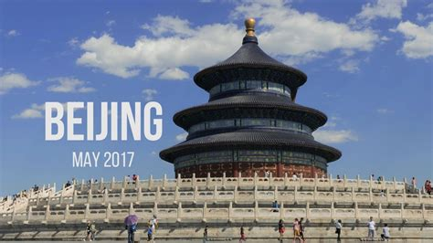 Beautiful Beijing Trip 北京 Youtube
