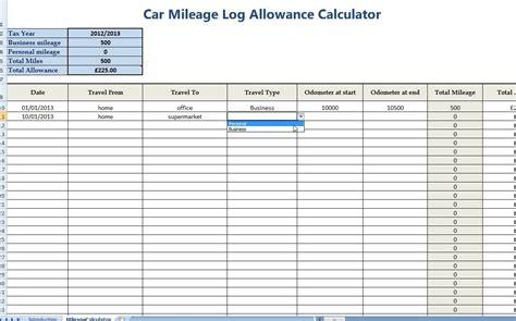 assessment tax return spreadsheet template