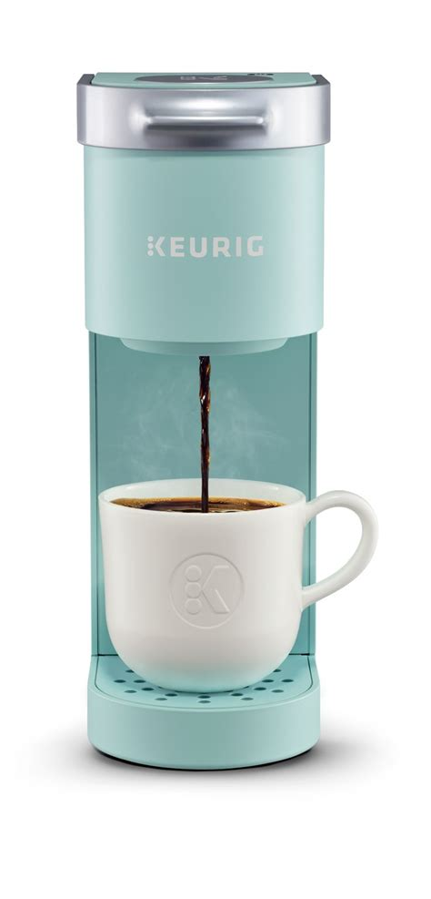 Of here we shall give tip towards the latest under the cabinet coffee makers at walmart. Keurig K-Mini Single Serve K-Cup Pod Coffee Maker, 6 to 12 oz. Brew Sizes, Oasis - Walmart.com ...