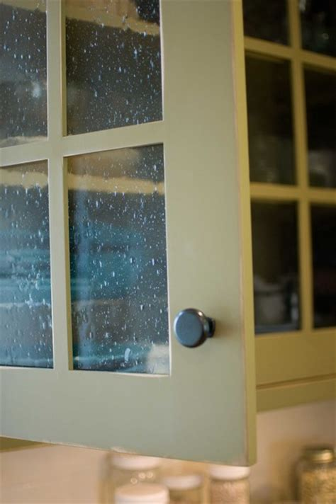 seedy glass for kitchen cabinets corner cabinet with seedy glass paint sw7731 san 7881