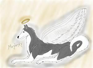 Angel Wings by Ghost-Wolf-LeGem on DeviantArt