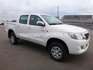 Pick Up Hilux : price armored toyota hilux vigo pick up double cabine toyota africa export 1361 ~ Medecine-chirurgie-esthetiques.com Avis de Voitures