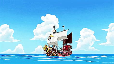 Download wallpapers one piece tumblr 500x281 50 iphone set gif. Veste Teddy One Piece Thousand Sunny - One Piece Shop