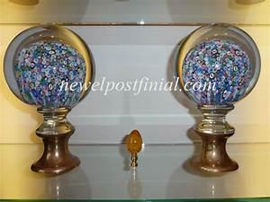 Boule De Rampe D Escalier : boules de rampe d 39 escalier newel post finial ~ Melissatoandfro.com Idées de Décoration