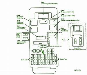 Power Window Relay  U2013 Circuit Wiring Diagrams