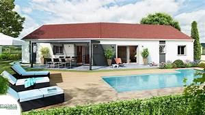 vega With delightful plan maison en pente 2 exemples de plans de maisons en corse