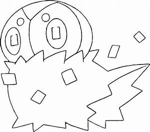 Coloring Pages Pokemon Dedenne Drawings Pokemon
