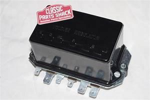 Mgb 1966  Control Box Rb340 Replacing Lucas Ncb130 12v