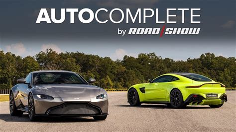 Entry Level Aston Martin by Autocomplete 2019 Aston Martin Vantage Is One Serious