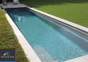 galerie photos de piscines et abris piscine piscine du nord With piscine bassin de nage