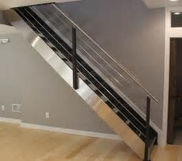 Modern Stair Railings Interior