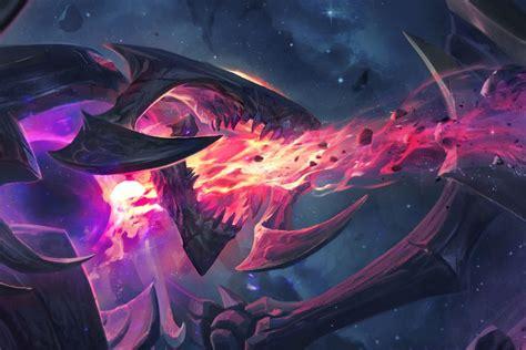 special dark star chogath skin raises   million