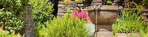 gartenbrunnen online in dehner markenqualitat dehner With französischer balkon mit garten steinbrunnen