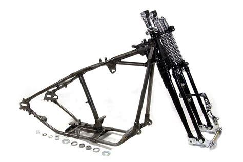 Replica Harley Davidson Flsts Softail Frame Kit Black
