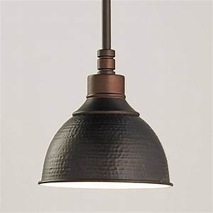 15 Collection of Hammered Metal Pendant Lights