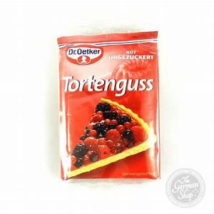 Tortenguss Dr Oetker Gelatine : dr oetker tortenguss rot ungezuckert cake glaze red ~ Lizthompson.info Haus und Dekorationen