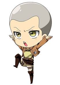 Connie Attack On Titan Chibi